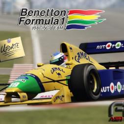 Assetto Corsa * ASR Benetton B191 [beta v0.3 + download]