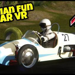 Estonian Fun In-Car VR  - Estonia-3 - 60's Ahvenisto - Assetto Corsa - VR