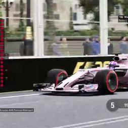 2018 RDF1 PS4 | Season 10 - Round 4: Azerbaijan