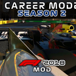 F1 2018 mod Career - Round 8: Baku - INVITATIONAL WET ALIENS!!