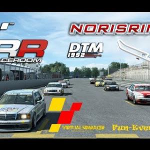 RaceRoom Dtm 1992 - Norisring