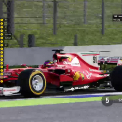 2018 RDF1 PS4 | Season 10 - Round 5: Spain
