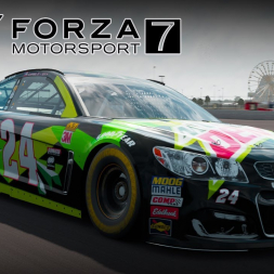 FORZA MOTORSPORT 7 - NASCAR AT DAYTONA (PT-BR)