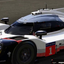 Can the Porsche 919 Evo lap Le Mans in under 3 minutes? (Assetto Corsa)