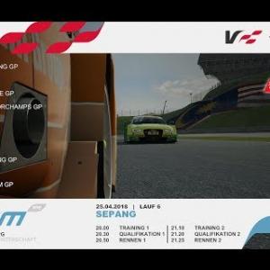 RaceRoom   VRTM Season 5 Round 6 Sepang