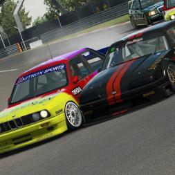 DTM `92 @ Nürburgring | RaceroomVR