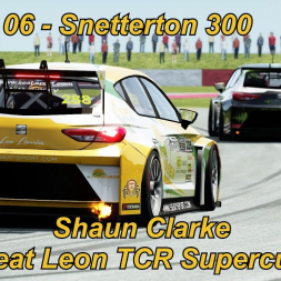 Runde 06 - Seat Leon TCR Supercup - Assetto Corsa (1.16.3) - Let's Play