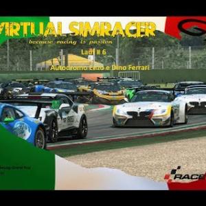 RaceRoom GT3 - #6 Imola GP