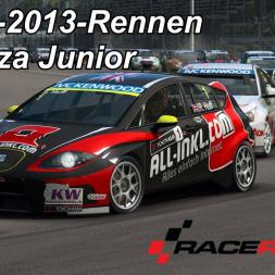 WTCC-2013-Rennen im Seat León auf Monza Junior - RaceRoom Racing Experience - Mini Let's Play