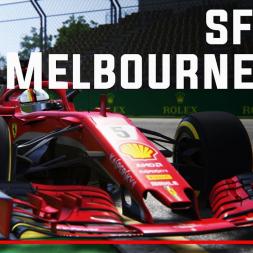 SF71H | MELBOURNE HOTLAP