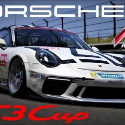 Assetto Corsa: пробуем на вкус Порш - онлайн гонка!
