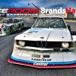RaceRoom: Это безумная ГР.5 BMW 320 TURBO - онлайн гонка