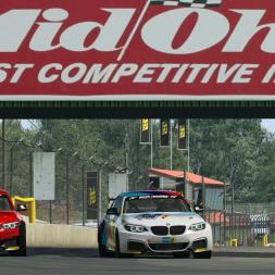 BMW M235i @ Mid Ohio   RaceroomVR