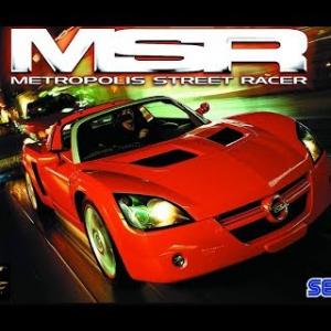 Kinduci does Metropolis Street Racer Pt 1