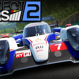 Project CARS 2 - Toyota TS040 at Spa-Francorchamps (PT-BR)