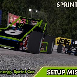"""iRacing: Setup Mistakes!"" (Sprint Cars at Langley)"