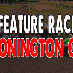 AOR Formula Renault Feature Race at Donington Grand Prix