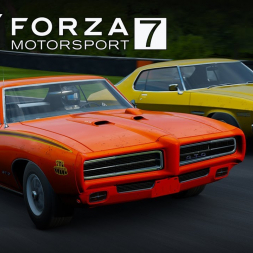 Forza Motorsport 7 - Pontiac GTO Muscle Car at Brands Hatch (PT-BR)