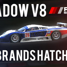 RSS GT Pack - Shadow v8 | Brands Hatch lap