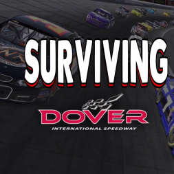 Surviving Dover - iRacing Nascar Sprint Cup at Dover Speedway
