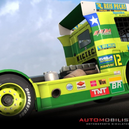 Mother Trucker! Taming the Formula Trucks at Taruma on Automobilista