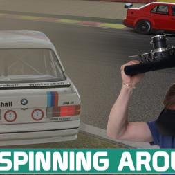 ASSETTO CORSA VR / BMW DTM / SPA / OCULUS RIFT
