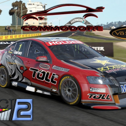 Project Cars 2 * Holden Commodore V8 Supercar [mod download]