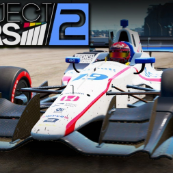 Project CARS 2 - Formula Indy at Indianapolis GP (PT-BR)