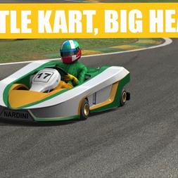 Little Kart, Big Heart - Floripa (Automobilista)