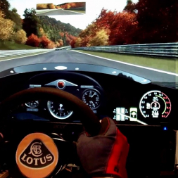 pC2 - Guts & Glory OST - Lotus 78 at Nordschleife