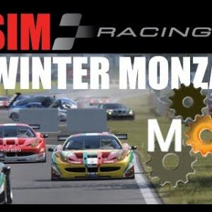 Winter Monza & more Assetto Corsa Mods
