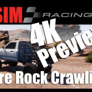 Pure Rock Crawling 4K Preview/Early Access