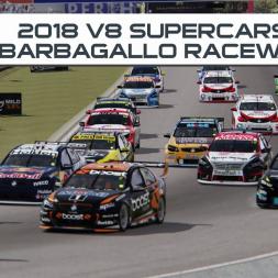2018 V8 Supercars - Perth, Barbagallo