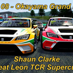 Runde 08 - Seat Leon TCR Supercup - Assetto Corsa (1.16.3) - Let's Play