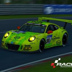 Porsche 911 GT3 R (Manthey Racing #911) @Nordschleife 24h - RaceRoom Racing Experience