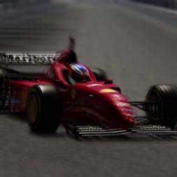 Assetto Corsa Michael Schumacher 1996 Ferrari F310 @ Monaco
