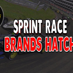 AOR Formula Renault Sprint Race at Brands Hatch GP
