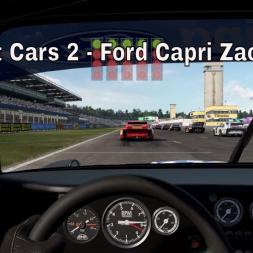 Project Cars 2 - Ford Capri ZackSpeed @ Hockenheim Classic