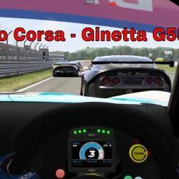 Assetto Corsa - Ginetta G55 - GT4 Mod @ Donnington