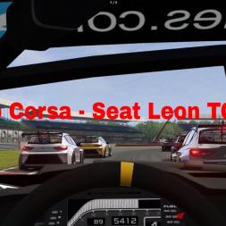 Assetto Corsa - Seat Leon TCR - Mod @ Silverstone