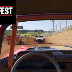 WreckFest - Wrecking at the Canyon
