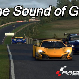 The Sound of GT3 @Nordschleife 24h - RaceRoom Racing Experience