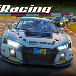 iRacing VRS GT Sprint Series Audi R8 GT3 at Nordschleife (PT-BR)