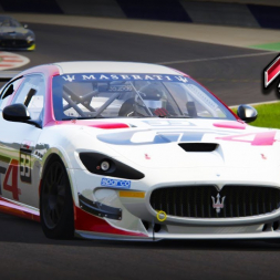 Assetto Corsa - Maserati Clubsport GT4 at Red Bull Ring (PT-BR)