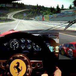 pC2 - Spa historic - Ferrari 365 GTB4 Competizione - 100% AI Race