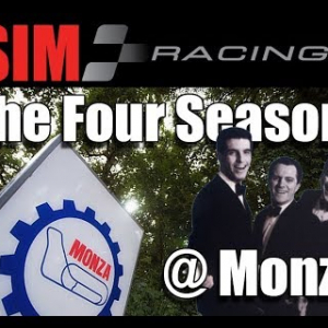 The Four Seasons at Monza Assetto Corsa Mod's in 4K
