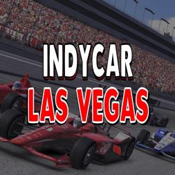 Lucky in Vegas? - Indycar @ Vegas