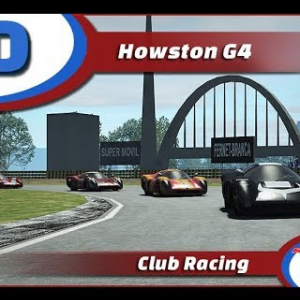 RaceDepartment Howston G4 '68 @ Buenos Aires Historic rfactor2 vr