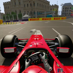Formula RSS 2 @ Azerbaijan, Baku