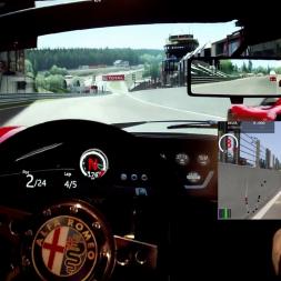 AC - Spa - Alfa Romeo 33 Stradale - online race